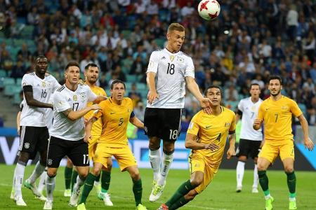 Germany brace themselves for Chile test