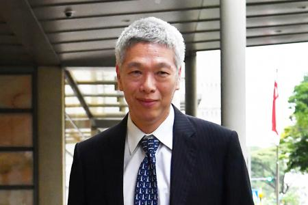 Mr Lee Hsien Yang