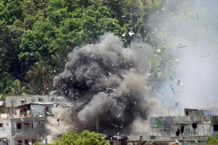 Three countries to combat Marawi threat