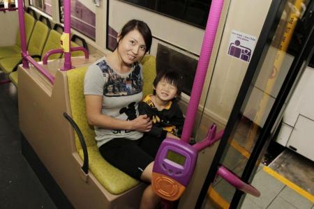 New panel to make transport more family-friendly