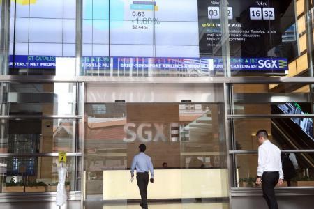 Study: S'pore investors are pessimistic