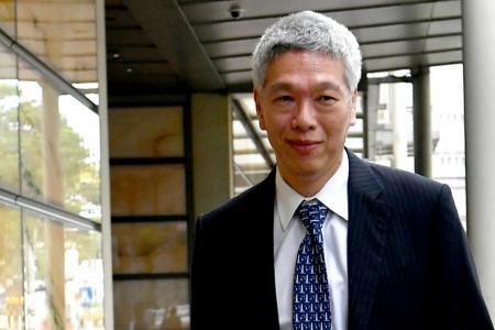 Lee Hsien Yang Hong Kong
