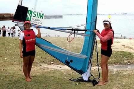 Nicole relishing SEA Games debut
