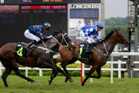 Chopin's Fantaisie lands hat-trick in style