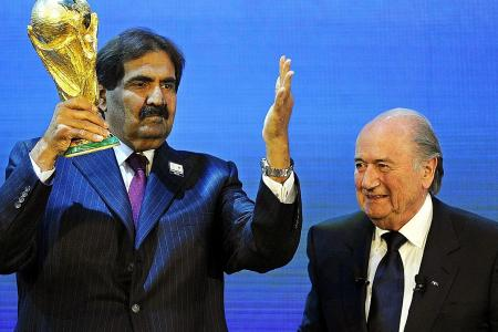 Leaked secret report sparks fresh controversy at Fifa