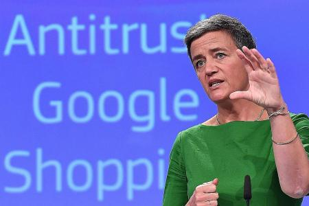 Google hit with $3.75 billion antitrust fine by EU