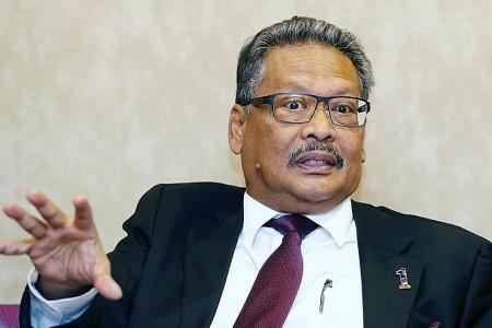 Malaysia's A-G: US Department Of Justice meddling in our affairs