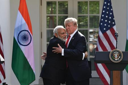 Trump wants more balance in US-India trade relationship