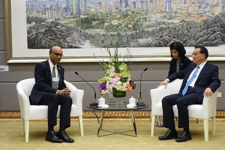 Singapore, China agree on three areas for stronger cooperation