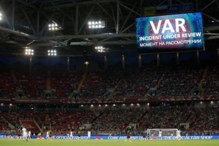 Fifa admits video assistant referee system needs improvement