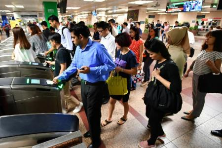 Commuters told to expect more delays on North-South Line