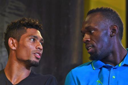 Usain Bolt tips South African Wayde van Niekerk as his successor