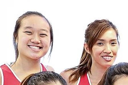 Two newbies to boost netballers' attack in title defence