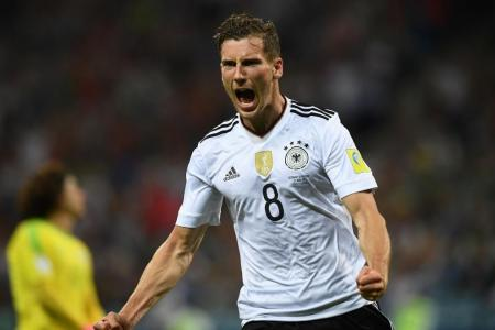 Germany's the team to beat at next year's World Cup