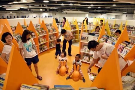 More public libraries to move to malls, town hubs