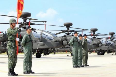 Washington approves $1.78b arms sales to Taiwan