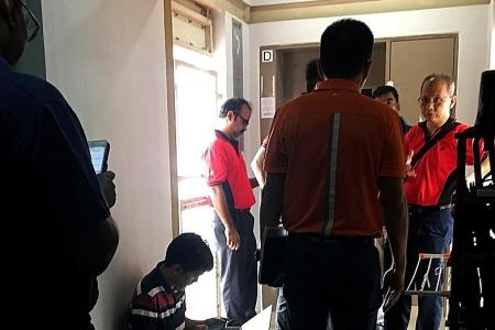 Jurong West lift that plunged 4 storeys was involved in other incidents