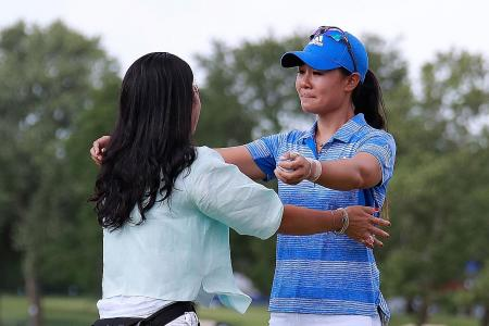 Danielle Kang dedicates first Major title to late father