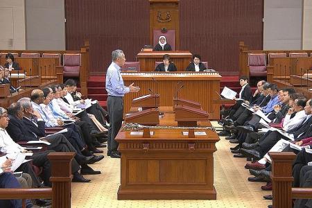 PM Lee refutes accusations