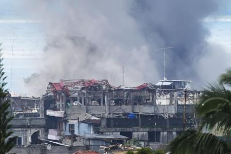 Body found in Marawi may be of Singaporean
