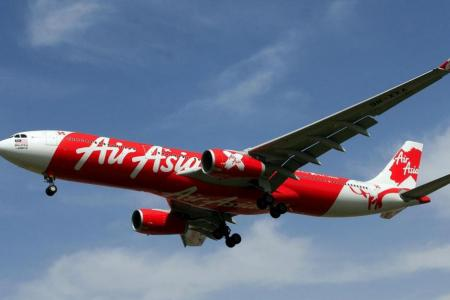 AirAsia flight diverted to Brisbane after suspected bird strike