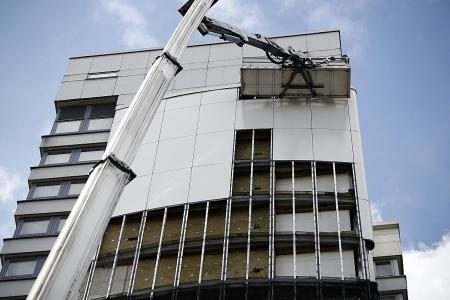 Buildings built before 1974 may need fire-safety upgrade