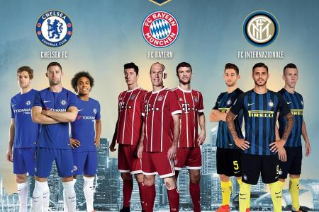 Buy ICC tickets and stand a chance to win a trip to London, Munich or Milan
