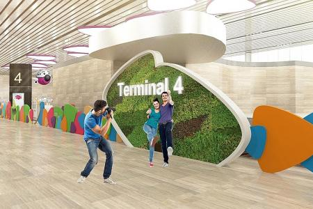 Win airline tickets, buy duty-free products at T4 Open House