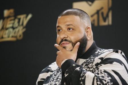 DJ Khaled debuts at No. 1
