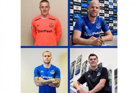 Everton complete signing of 14-goal La Liga forward