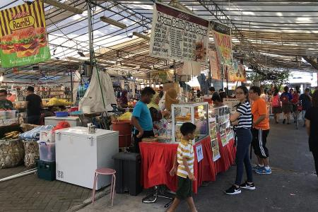 Bedok bazaar ran without a licence for 3 days