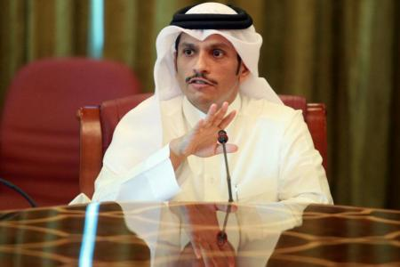 Qatari minister says neighbours are aggressive