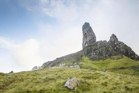 Isle of Skye, centre of movie magic