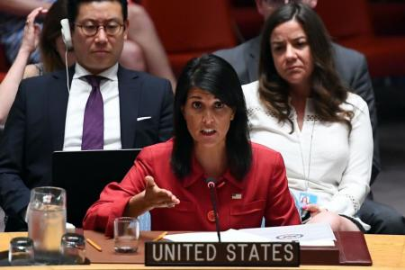 'US ready to use force against North Korea'