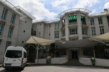 Exterior of Peacehaven nursing home