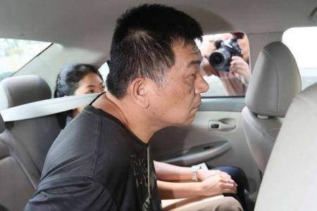 52-year-old Taiwanese man charged with receiving $150,000 in stolen cash