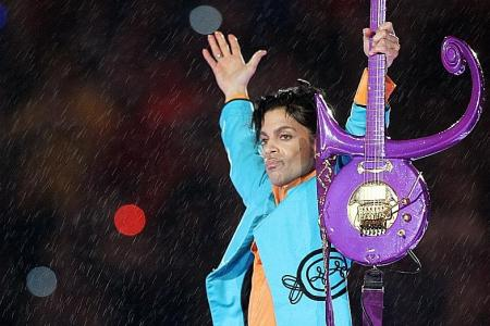 Classic Prince music videos now on YouTube