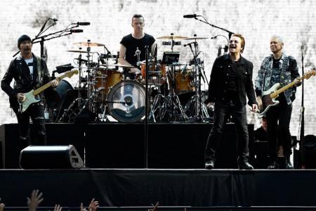 U2 Joshua Tree tour hits Europe