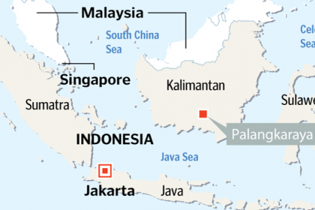 Indonesia studying plans to relocate capital