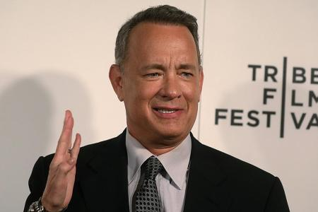 Hanks to receive history award