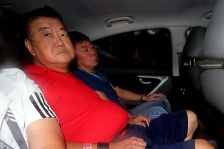 Man, 69, accused of son-in-law's murder