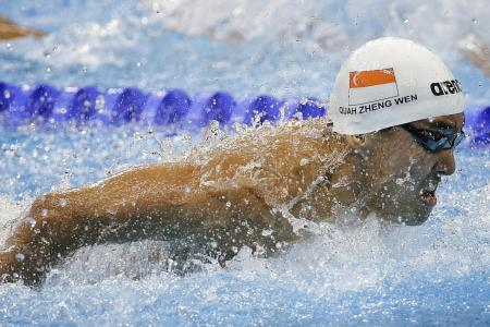 Quah ready for Worlds after 'training with the best in the world'