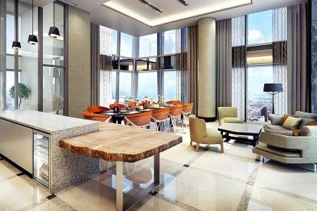 Tanjong Pagar penthouse going for $100m