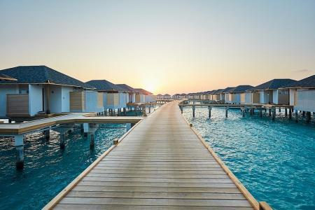 40% off Maldives villas New cruises for everyone