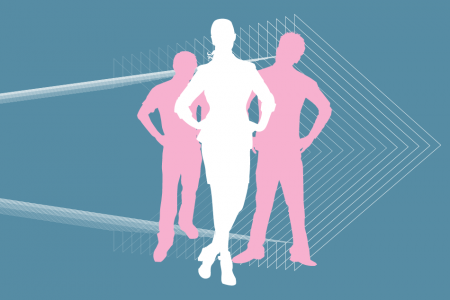 Moving to shape female leaders