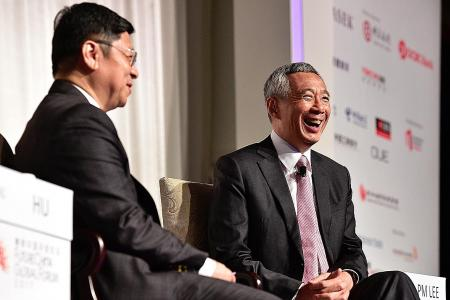 PM Lee hopes US will see trade as a 'win-win'