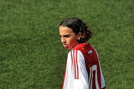 Sasikumar remembers brain damage victim Nouri at 2012 Lion City Cup