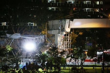 Tampines viaduct incident's survivors thankful to be alive
