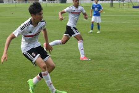 Singaporean teenager signs for Fulham