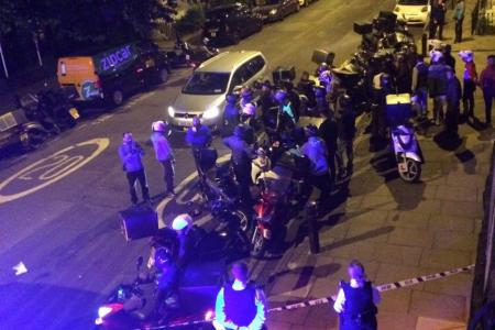Two teenagers arrested after London acid attacks